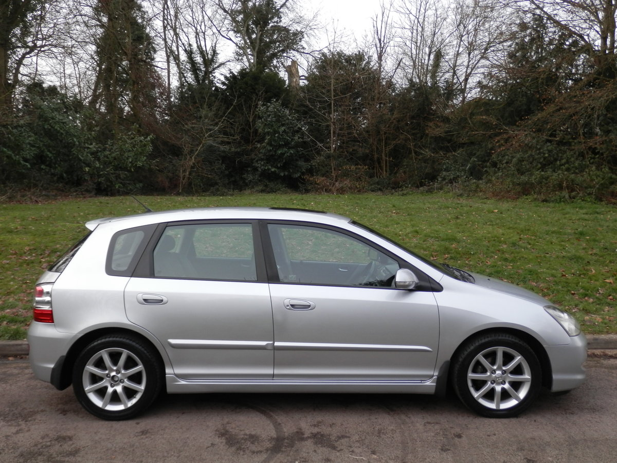 HONDA CIVIC 1.6 SE EXECUTIVE.. ONE OWNER.. LOW MILES  For Sale (picture 6 of 6)