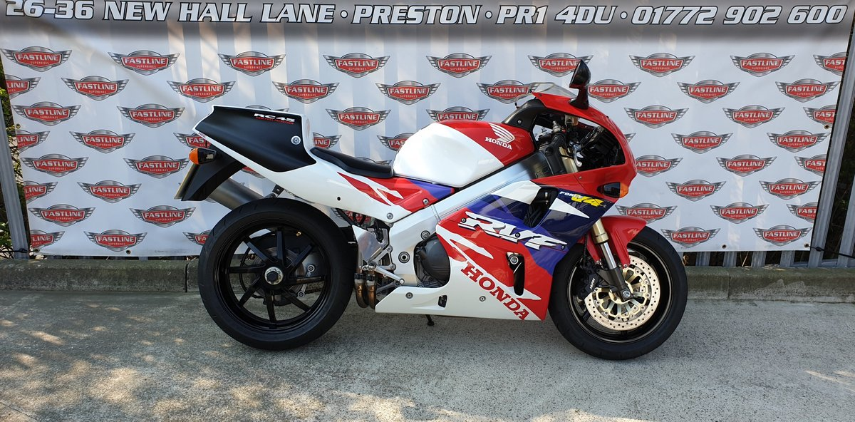 1994 Honda RVF750R RC45 Sports Classic For Sale (picture 1 of 6)