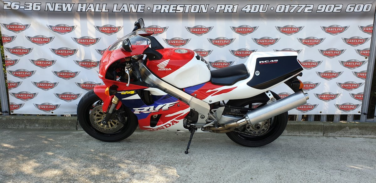 1994 Honda RVF750R RC45 Sports Classic For Sale (picture 3 of 6)