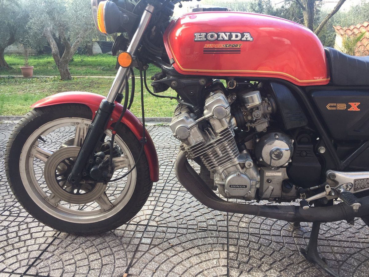 1979 HONDA CBX 1100 For Sale (picture 2 of 5)