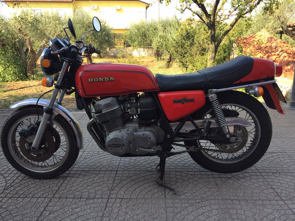 Picture of 1976 HONDA CB 750 For Sale