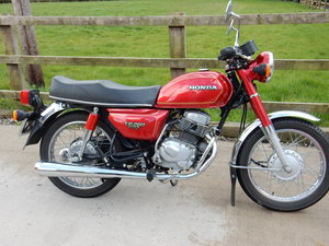 Honda CD200 1985 198cc MOT'd June 2019 For Sale