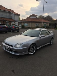 1998 Honda prelude 2.2Vtec VTI Auto Motegi For Sale