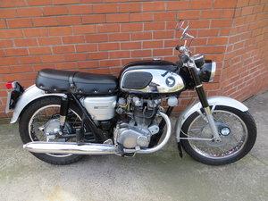 1966 Honda CB450 Tax &MOT Exempt See & Hear it on Video