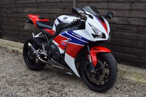 Honda CBR1000RR-E Fireblade (7000 miles) 2014 14 Reg