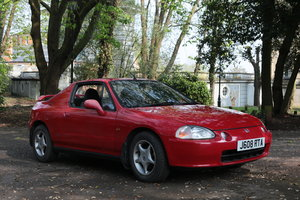 1992 Classic Honda CR-X VTEC B16A model 170bhp transtop For Sale