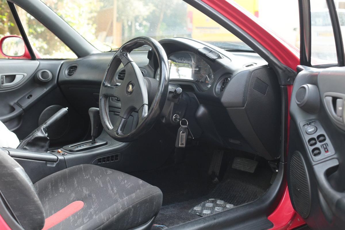 1992 Classic Honda CR-X VTEC B16A model 170bhp transtop For Sale (picture 3 of 6)
