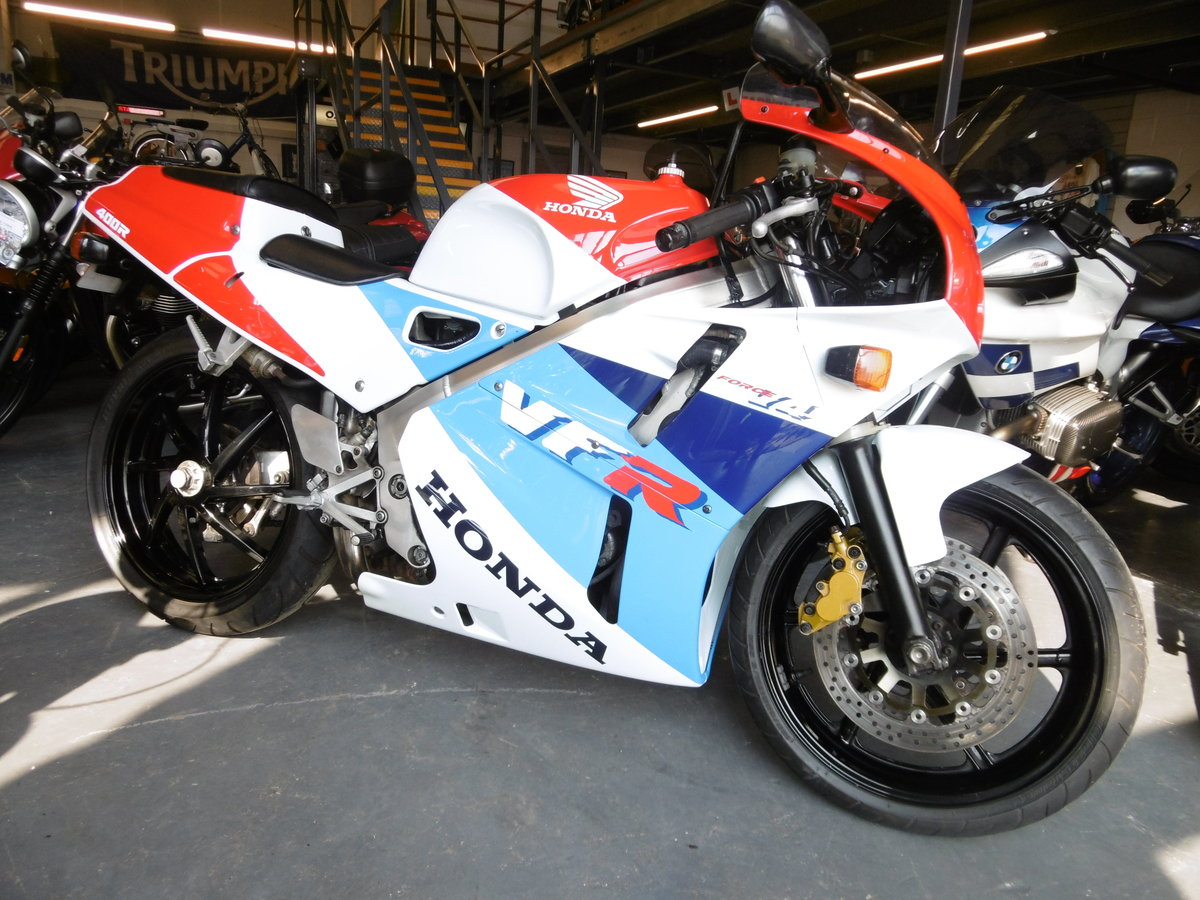 1993 Honda NC30 collectable and rare Very original SOLD (picture 1 of 6)