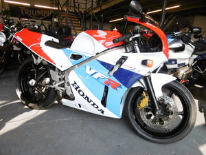 Picture of 1993 Honda NC30 collectable and rare Very original SOLD