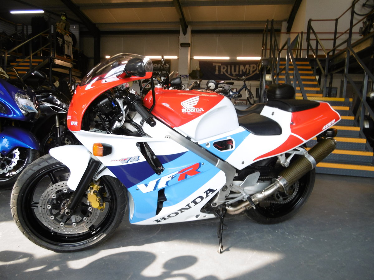 1993 Honda NC30 collectable and rare Very original SOLD (picture 5 of 6)