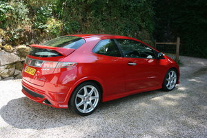 2008 Civic TYPE R GT