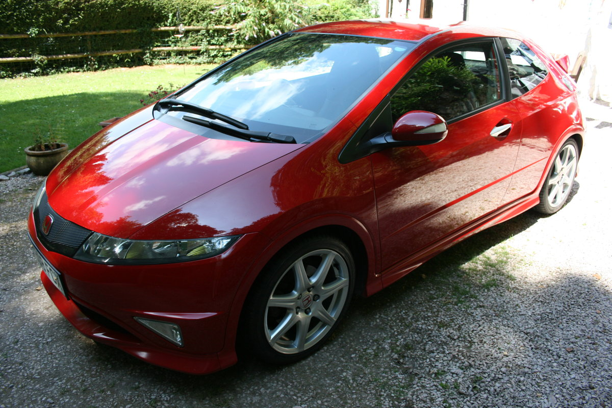 2008 Civic TYPE R GT For Sale (picture 4 of 6)