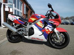 1995 Honda CBR900RR . STUNNING in Pratical sports bike mag . SOLD