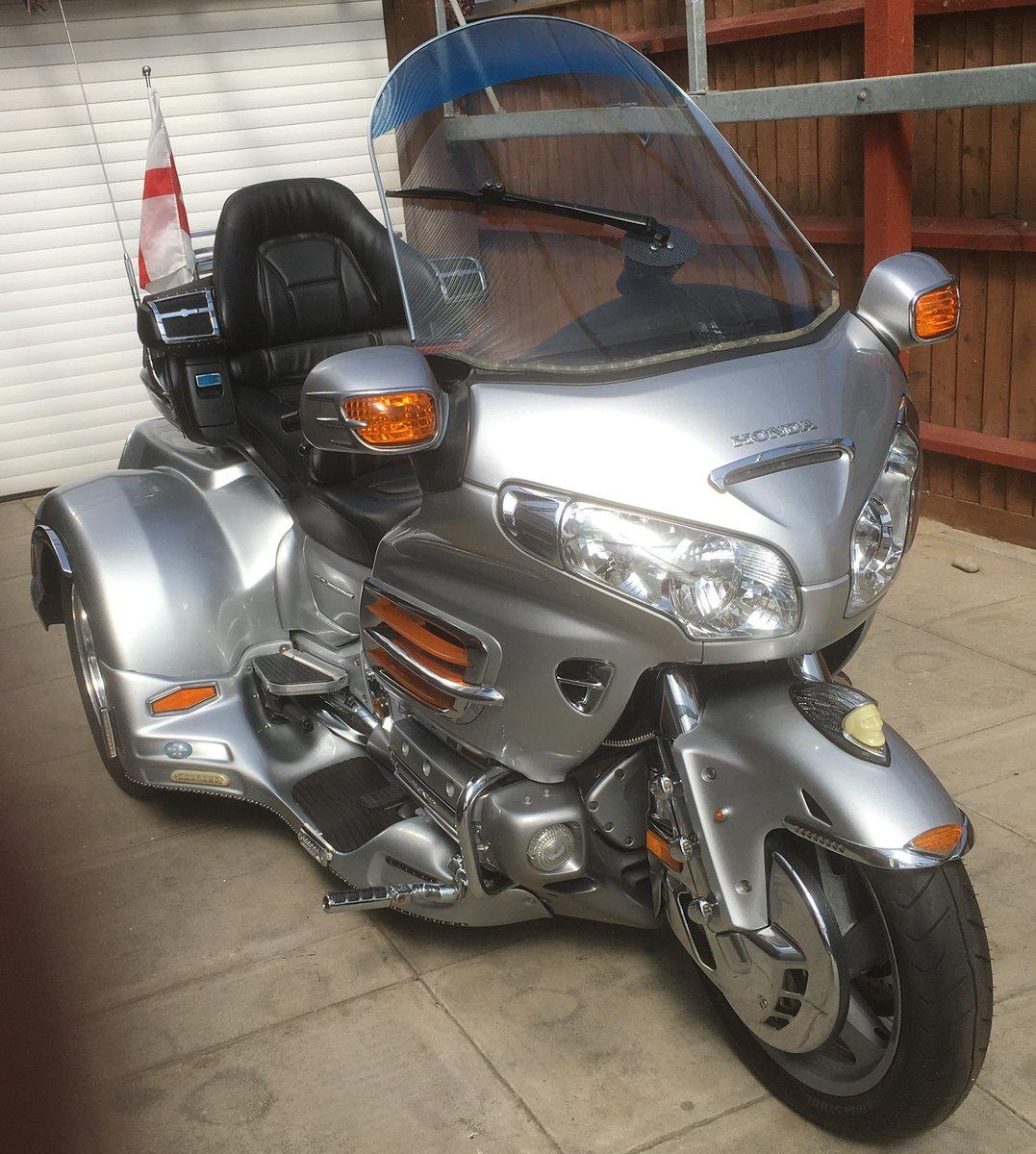 2007 Goldwing Gl1800 Lehman Monarch Trike For Sale