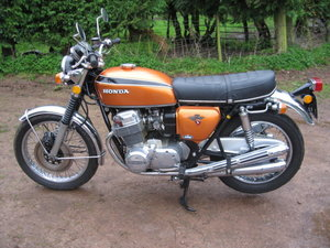 1974 Honda CB 750 For Sale by Auction