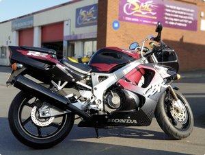 1995 Honda CBR900rr Original SC28 RRS FHSH  only 14000m For Sale