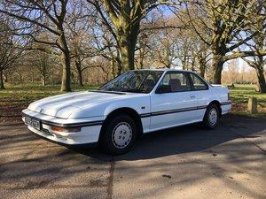 Honda Prelude 1989 Manual 1 owner low mileage