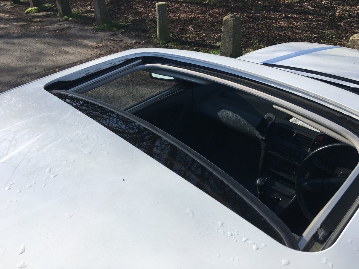 Honda Prelude 1989 Manual 1 owner low mileage  For Sale (picture 5 of 6)