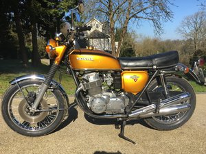 1971 CB750K1  For Sale
