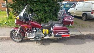 1984 Honda Goldwing GL1200 Interstate