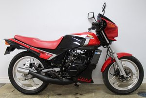 3495 1986 Honda MBX 125 cc 29,000 KM from new (18,020 Miles) SOLD