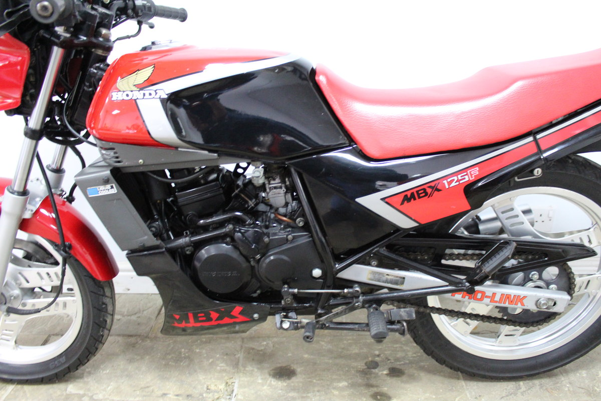 3495 1986 Honda MBX 125 cc 29,000 KM from new (18,020 Miles) SOLD (picture 5 of 6)