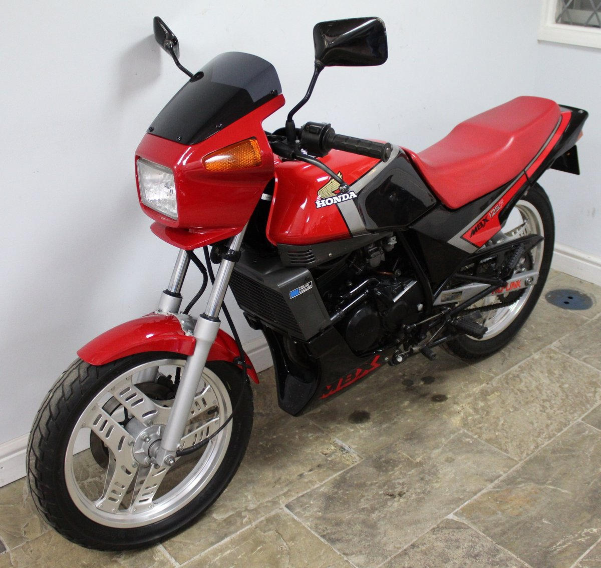 3495 1986 Honda MBX 125 cc 29,000 KM from new (18,020 Miles) SOLD (picture 6 of 6)