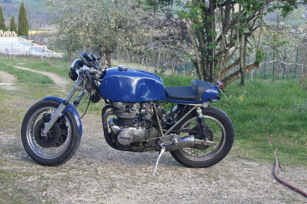 1972 honda Egli For Sale (picture 1 of 4)
