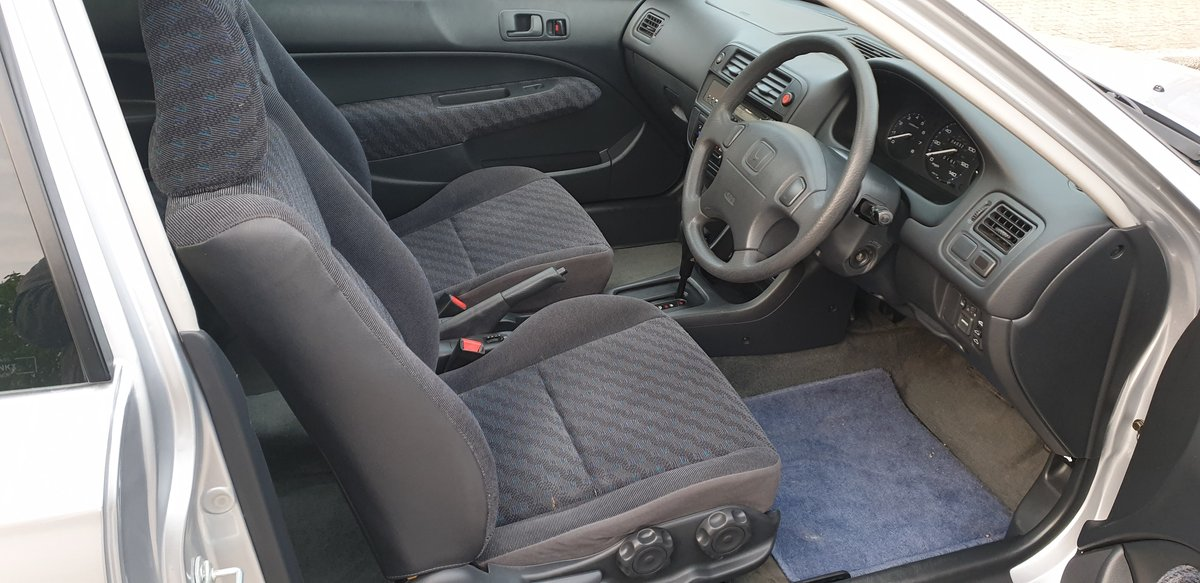 2001  CIVIC 1.4 SE AUTO 3 DOOR 2 OWNERS 40K MILES FSH  For Sale (picture 5 of 6)