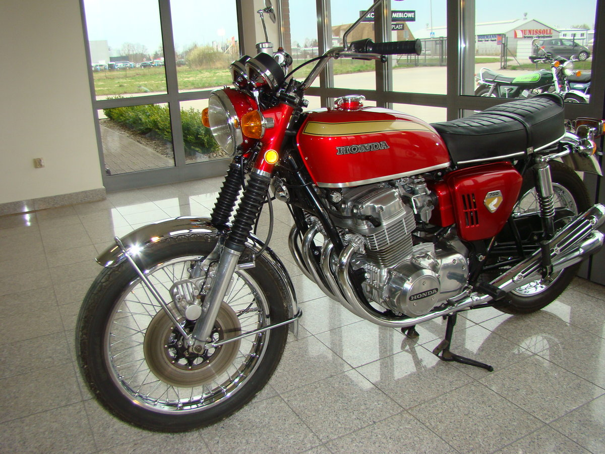 HONDA CB750 FOUR K0 1970 VIDEO !! For Sale (picture 1 of 6)