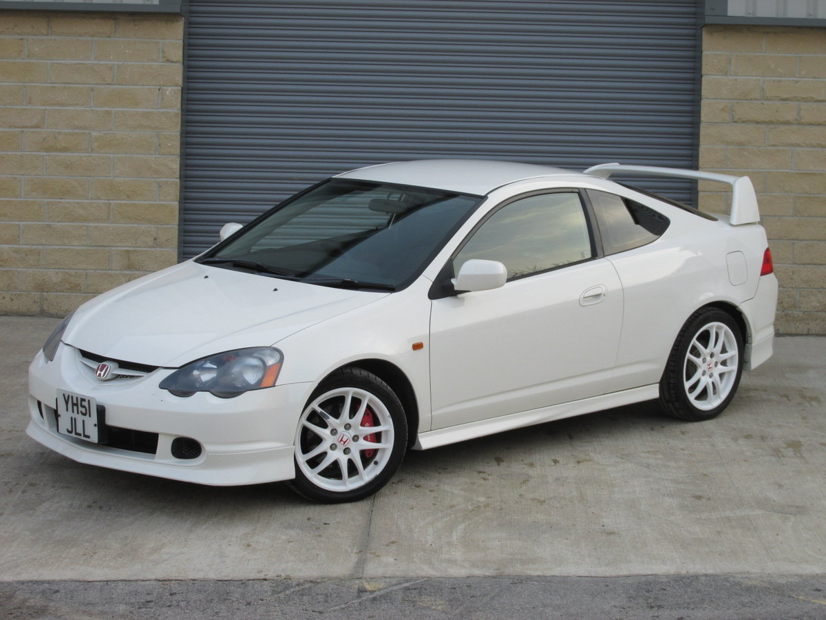 2001 Highly Collectible Honda Interga Coupe DC5 Type R For Sale (picture 1 of 6)