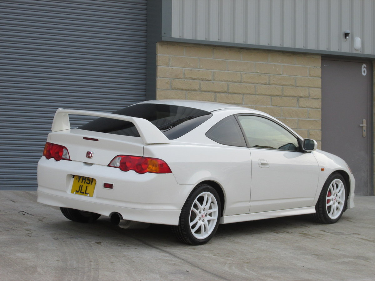 2001 Highly Collectible Honda Interga Coupe DC5 Type R For Sale (picture 2 of 6)