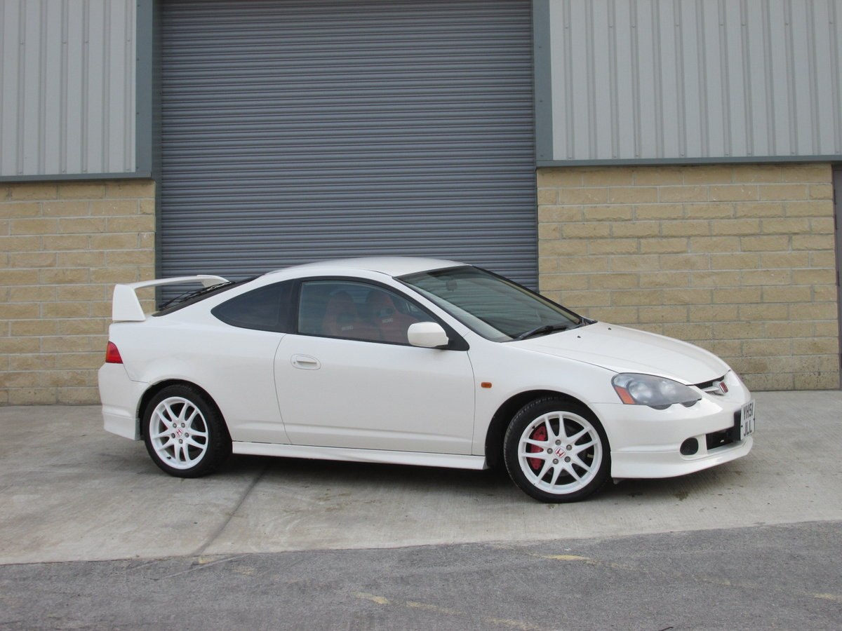 2001 Highly Collectible Honda Interga Coupe DC5 Type R For Sale (picture 3 of 6)