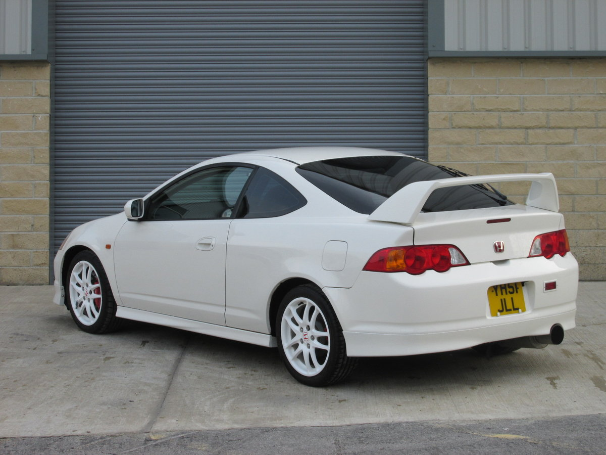 2001 Highly Collectible Honda Interga Coupe DC5 Type R For Sale (picture 4 of 6)