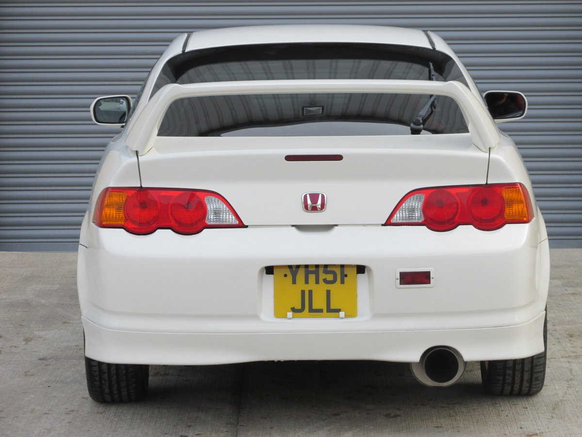 2001 Highly Collectible Honda Interga Coupe DC5 Type R For Sale (picture 5 of 6)