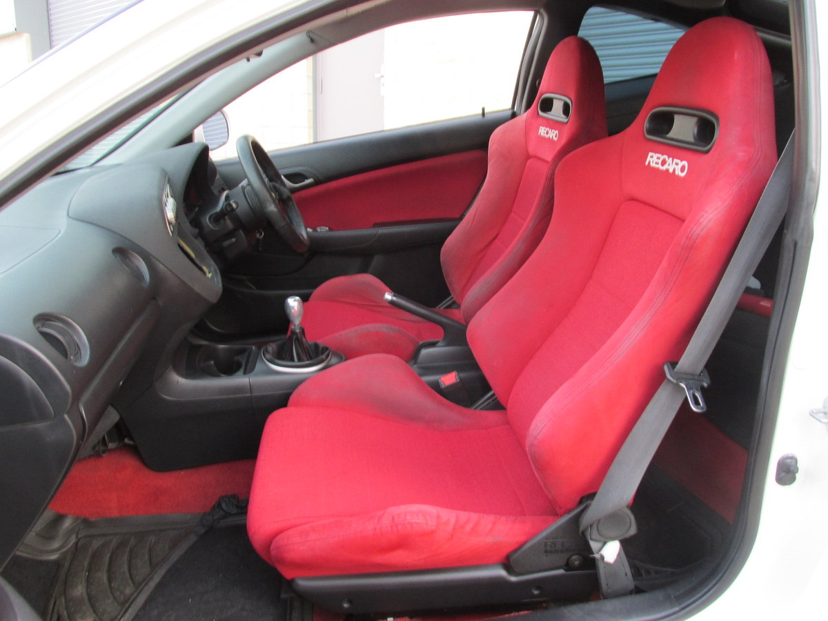 2001 Highly Collectible Honda Interga Coupe DC5 Type R For Sale (picture 6 of 6)