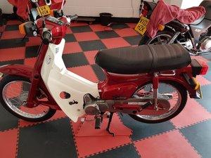 2003 MINT Original Honda C90M CUB ES