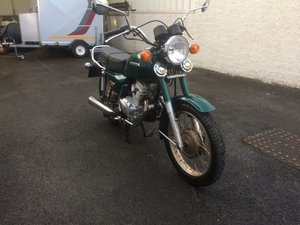 1984 Honda CD 200 Benley For Sale by Auction