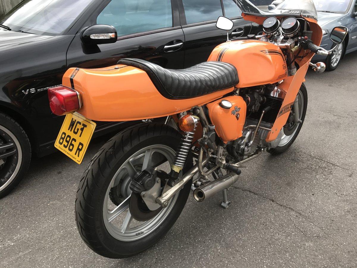 1976 Rickman Honda CR750 genuine factory bike  For Sale (picture 3 of 6)
