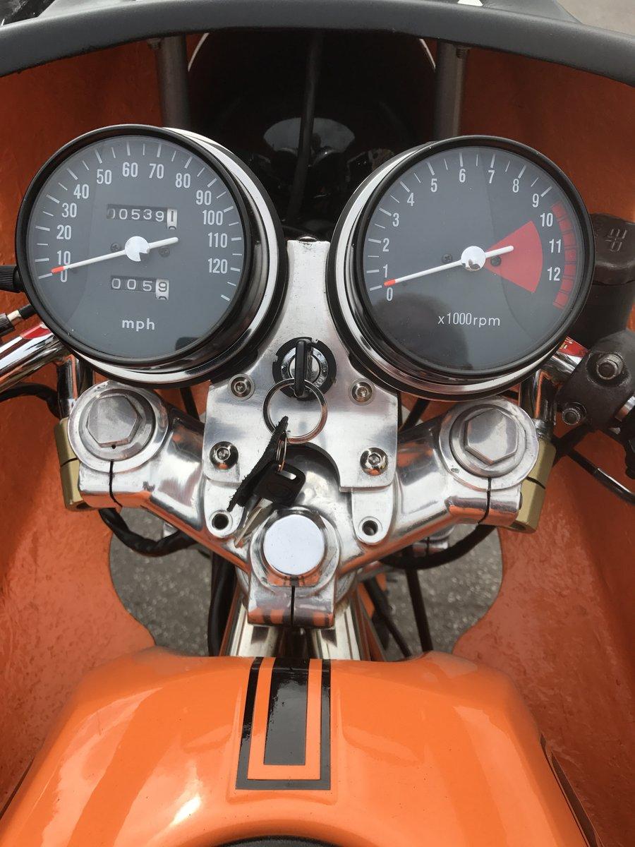 1976 Rickman Honda CR750 genuine factory bike  For Sale (picture 4 of 6)