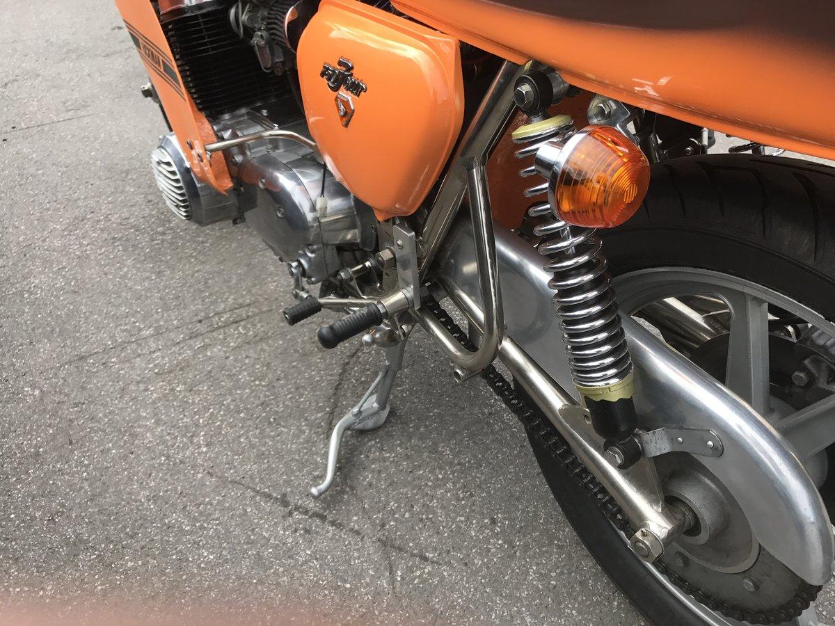 1976 Rickman Honda CR750 genuine factory bike  For Sale (picture 6 of 6)