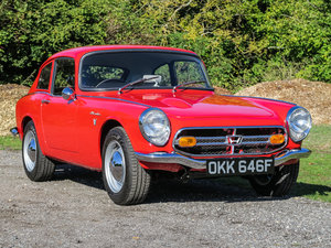 1967 Honda S800 For Sale