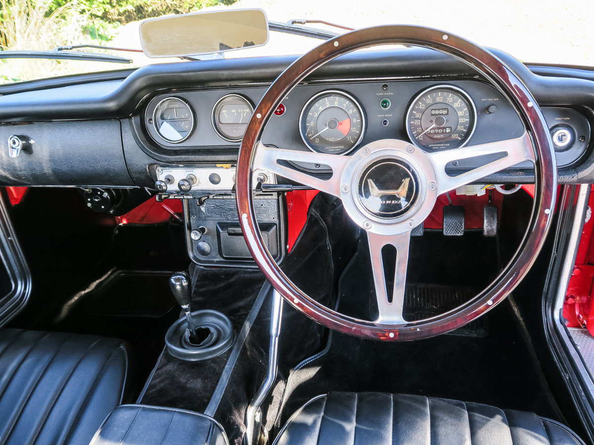 1967 Honda S800 For Sale (picture 5 of 6)