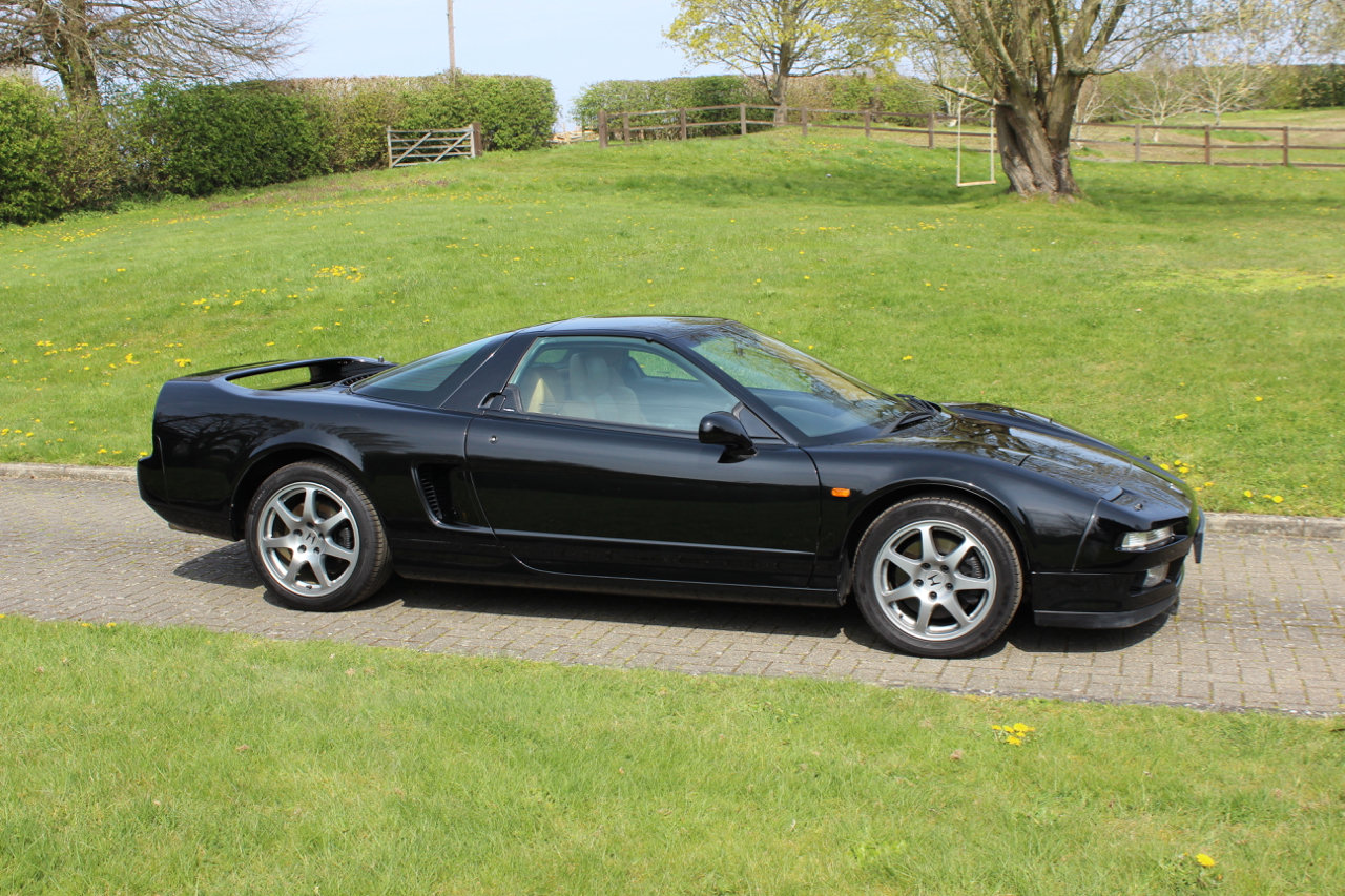 1999 HONDA NSX Manual 3.2 Coupe - One Owner SOLD (picture 1 of 6)