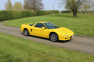 2001 Honda NSX 3.2 6-Speed Manual Coupe SOLD
