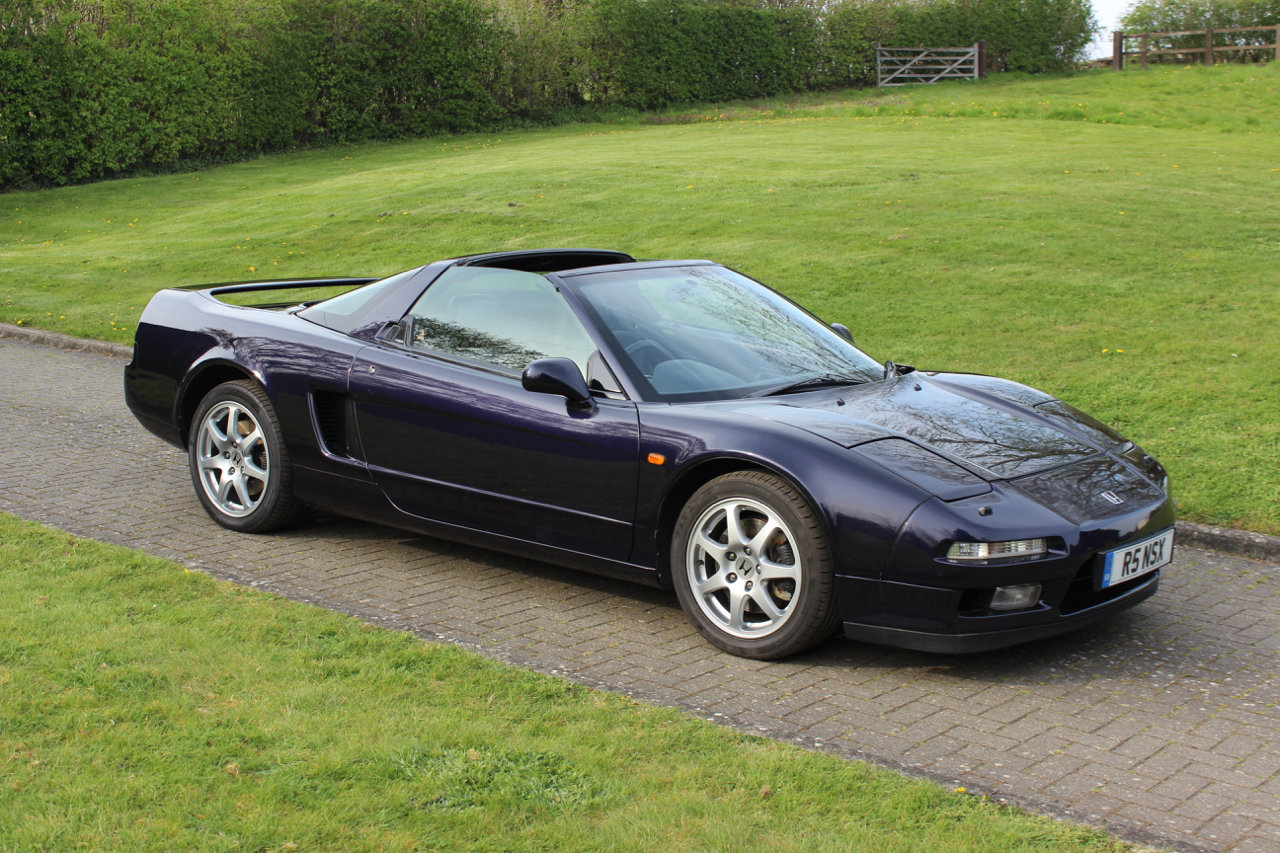 1998 Honda NSX 3.2 6-Speed Manual Targa  SOLD (picture 1 of 6)