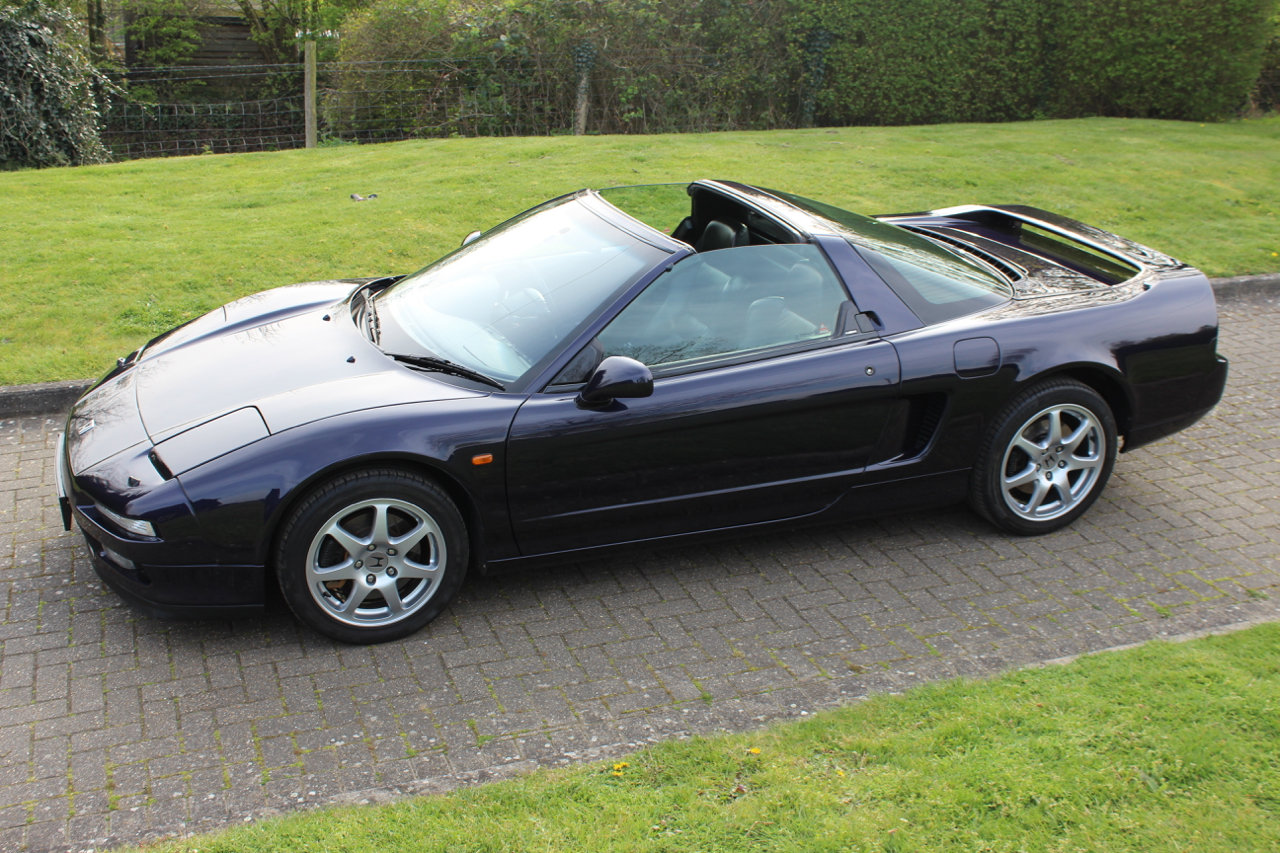 1998 Honda NSX 3.2 6-Speed Manual Targa  SOLD (picture 2 of 6)