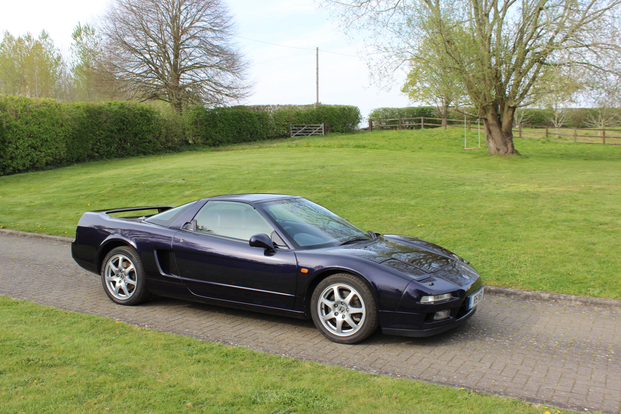 1998 Honda NSX 3.2 6-Speed Manual Targa  SOLD (picture 3 of 6)