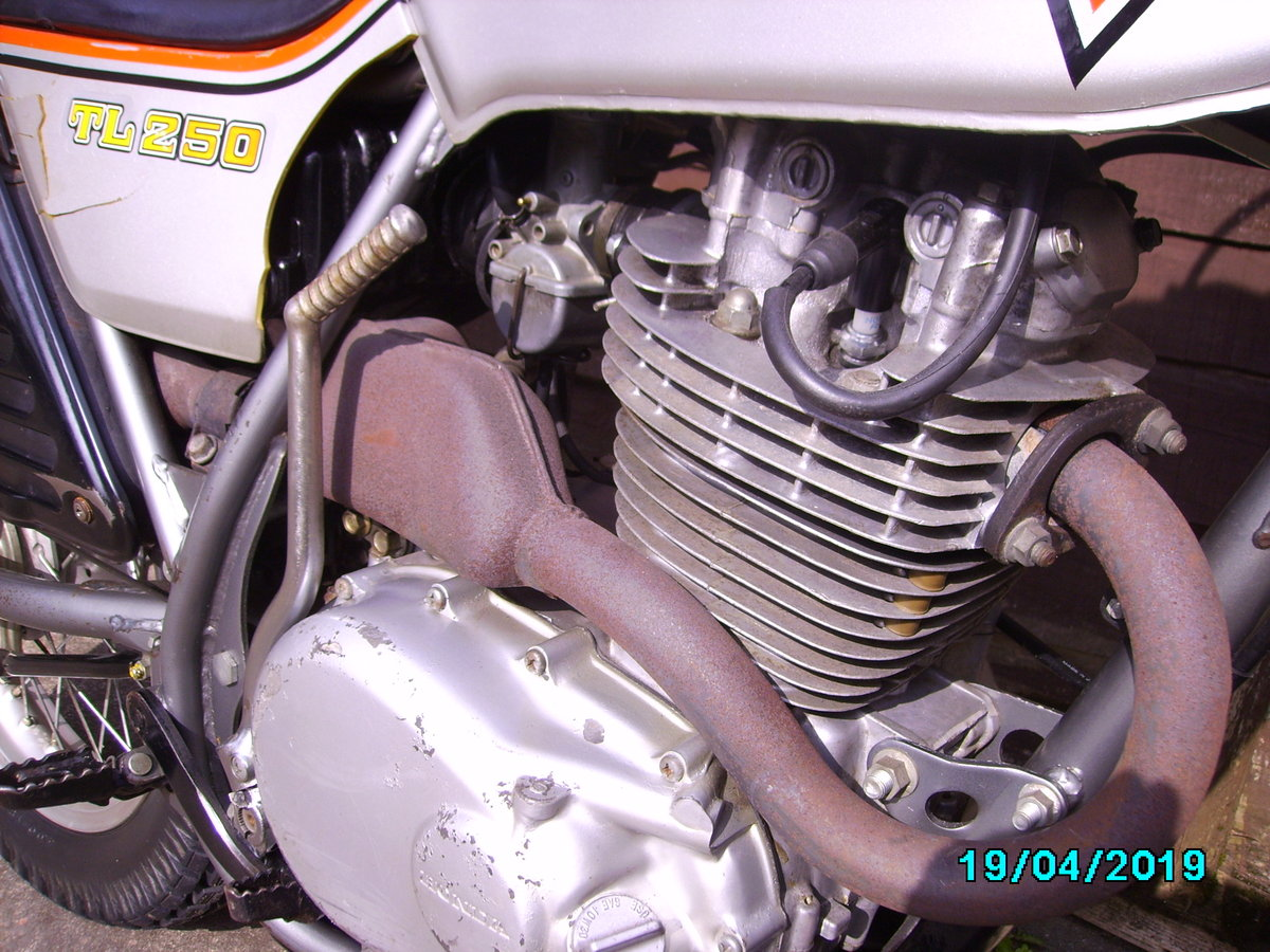 1975 Honda TL250 trials SOLD (picture 3 of 6)
