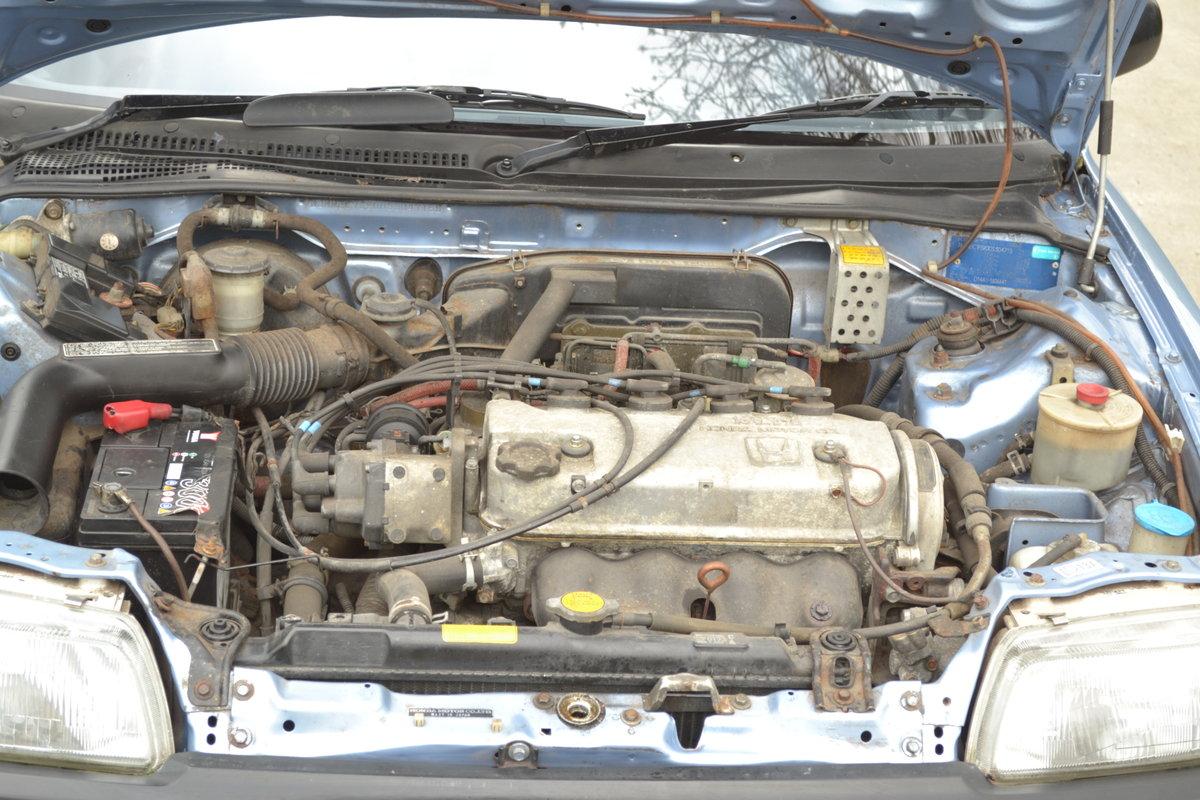 1991 Honda Civic Dual Carburettor SOLD (picture 6 of 6)